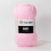 Пряжа YarnArt Baby (217 розовый)
