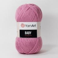 Пряжа YarnArt Baby (560 сухая роза)