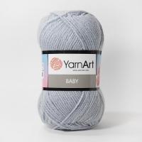 Пряжа YarnArt Baby (3072 серый)