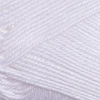 Пряжа YarnArt Begonia (1000 белый)
