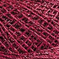 Пряжа YarnArt Camellia (426 цикламен-серебро)