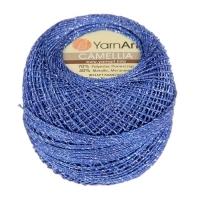 Пряжа YarnArt Camellia (428 электрик)