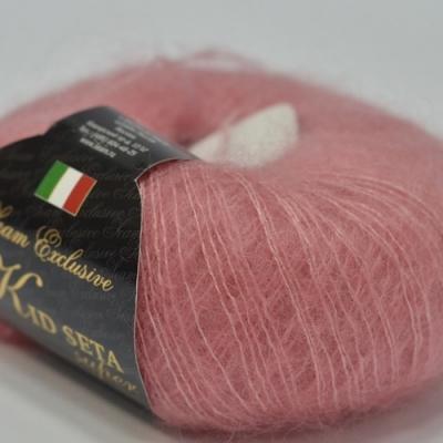 Пряжа Сеам Кид Сета Супер (Пряжа Сеам Кид Сета Супер, цвет 442 тёплый розовый (ожидаем поступление!))