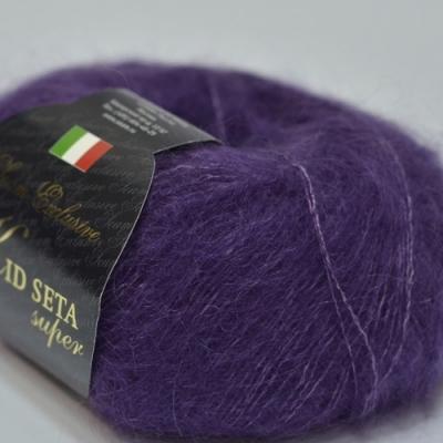 Пряжа Сеам Кид Сета Супер (Пряжа Сеам Кид Сета Супер, цвет 312 фиолетовый)