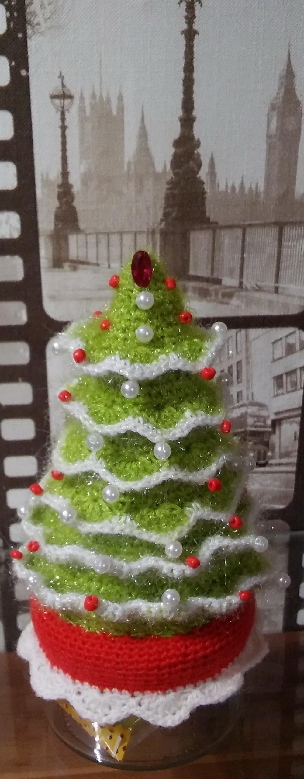 Пряжа YarnArt Christmas