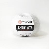 Пряжа YarnArt Christmas (02 белый)
