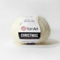 Пряжа YarnArt Christmas (06 молоко)