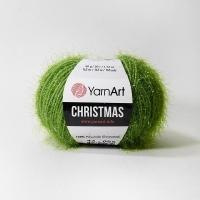 Пряжа YarnArt Christmas (43 зелень)