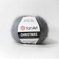 Пряжа YarnArt Christmas (44 стальной)