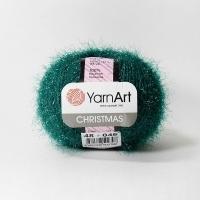 Пряжа YarnArt Christmas (48 т.зеленый)