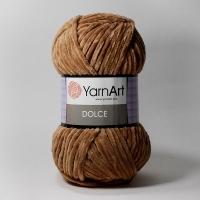 Пряжа YarnArt Dolce (765 светло-коричневый)