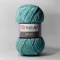 Пряжа YarnArt Dolce (770 бледно-бирюзовый)