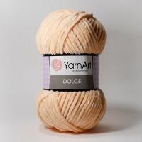 Пряжа YarnArt Dolce (773 персиковый)