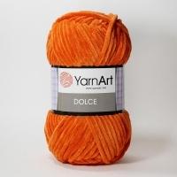 Пряжа YarnArt Dolce (778 рыжий)