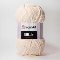 Пряжа YarnArt Dolce (779  св.розовый)