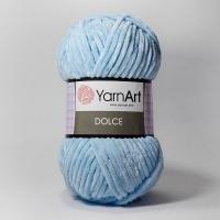 Пряжа YarnArt Dolce (749 голубой)
