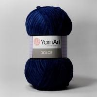 Пряжа YarnArt Dolce (756 т. синий)