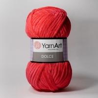 Пряжа YarnArt Dolce (759 фуксия)