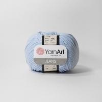 Пряжа YarnArt Jeans (75 св.голубой)
