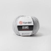 Пряжа YarnArt Jeans (80 лаванда)