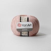 Пряжа YarnArt Jeans (83 св.розовый)