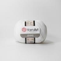 Пряжа YarnArt Jeans (62 отбелка)