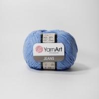 Пряжа YarnArt Jeans (15 св.джинсовый)