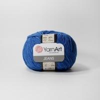 Пряжа YarnArt Jeans (17 т.джинс)
