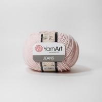 Пряжа YarnArt Jeans (18 св.розовый)