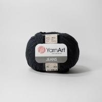 Пряжа YarnArt Jeans (28 графит)