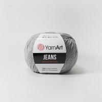Пряжа YarnArt Jeans (46 серый)