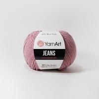 Пряжа YarnArt Jeans (65 сиреневый)