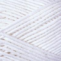 Пряжа YarnArt Jeans Plus (01 белый)
