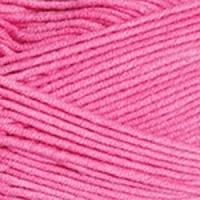 Пряжа YarnArt Jeans Plus (42 ярко-розовый)