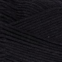 Пряжа YarnArt Jeans Plus (53 черный)