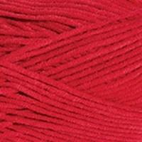 Пряжа YarnArt Jeans Plus (64 красный)