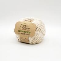 Пряжа Cottonwood Fibranatura (41101 белый)
