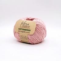 Пряжа Cottonwood Fibranatura (41108 розовая пудра)