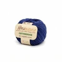 Пряжа Cottonwood Fibranatura (41130 темно-синий)