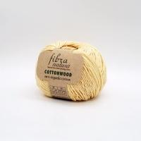 Пряжа Cottonwood Fibranatura (41105 сливочный)