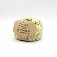 Пряжа Cottonwood Fibranatura (41103 бежево-голубой)