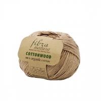 Пряжа Cottonwood Fibranatura (41149 молочно-бежевый)