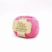 Пряжа Cottonwood Fibranatura (41116 ярко-розовый)