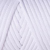 Пряжа YarnArt Macrame Cord 3 mm (750 белый)