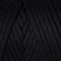 Пряжа YarnArt Macrame Cord 3 mm (751 черный)