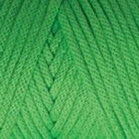 Пряжа YarnArt Macrame Cord 3 mm (802 зеленый)