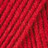 Пряжа YarnArt Merino De Luxe 50 (156 красный)