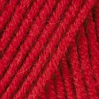 Пряжа YarnArt Merino De Luxe 50 (576 красный)