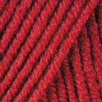 Пряжа YarnArt Merino De Luxe 50 (3024 т. красный)