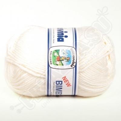 Пряжа Cervinia Бимбо (Пряжа Cervinia Бимбо, цвет 520 (белый))